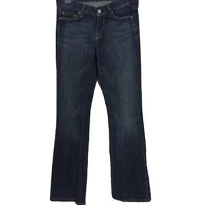 7 For All Mankind Bootcut Jeans Size 26